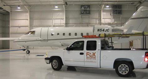 Fox Valley Truck - Atlantic Aviation - Fox Valley Electric, Inc.