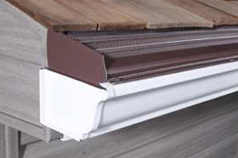 Early Times Home Solutions Gutter Protection Images