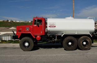 Water Trucks - RMR Water Trucks