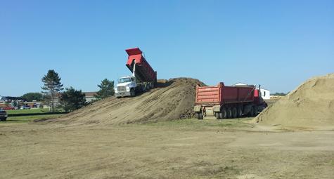 Recent Project - Diversified Excavating & Site Utilities LLC