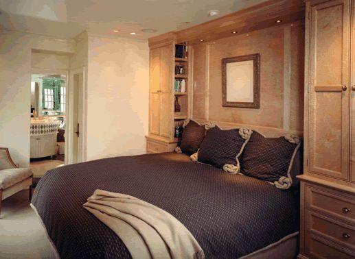 Bedroom 2 - California Cabinet Installation