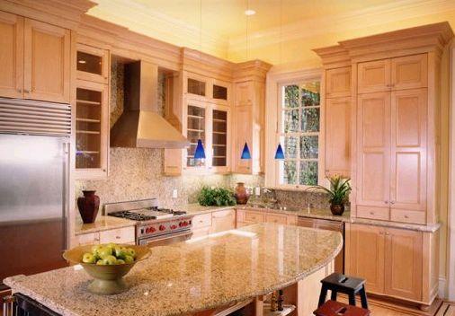 Kitchen 1 - California Cabinet Installation