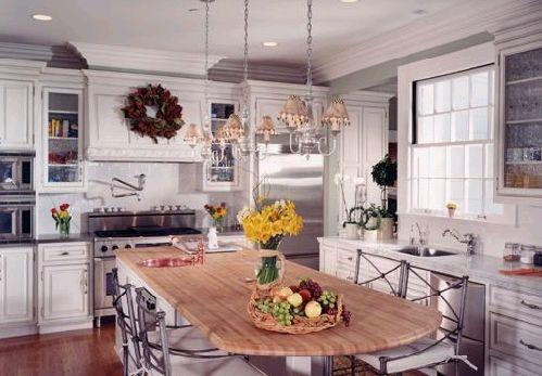 Kitchen 2 - California Cabinet Installation