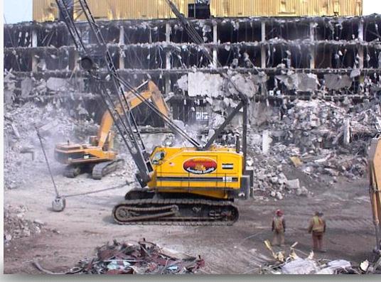 Demolition Project - Frattalone Companies, Inc.