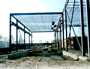 Structural Steel Fabrication  - Fast Fab Steel Co.