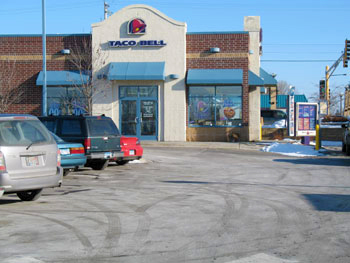 Taco Bell  - Valley Concrete, Inc.