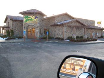 Olive Garden - Valley Concrete, Inc.