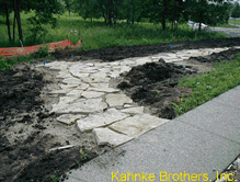 Landscaping Project - Kahnke Brothers, Inc.