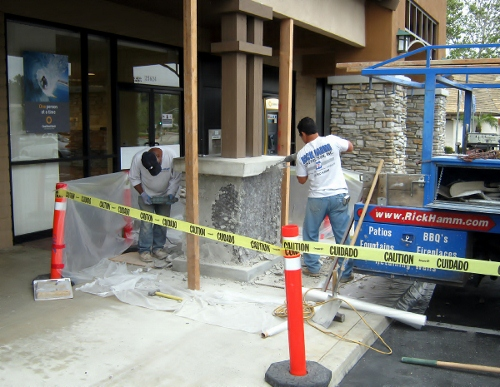 Alicia Town Center - Demolition - Rick Hamm Construction, Inc.