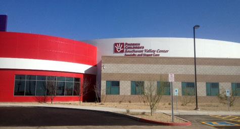 Phoenix Children's Hospital ~ Avondale Urgent Care - Sahuaro Plumbing LLC