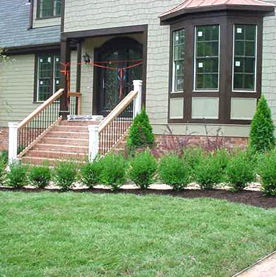 Residential Landscape Design, Installation & Irrigation - Ironbridge Nursery