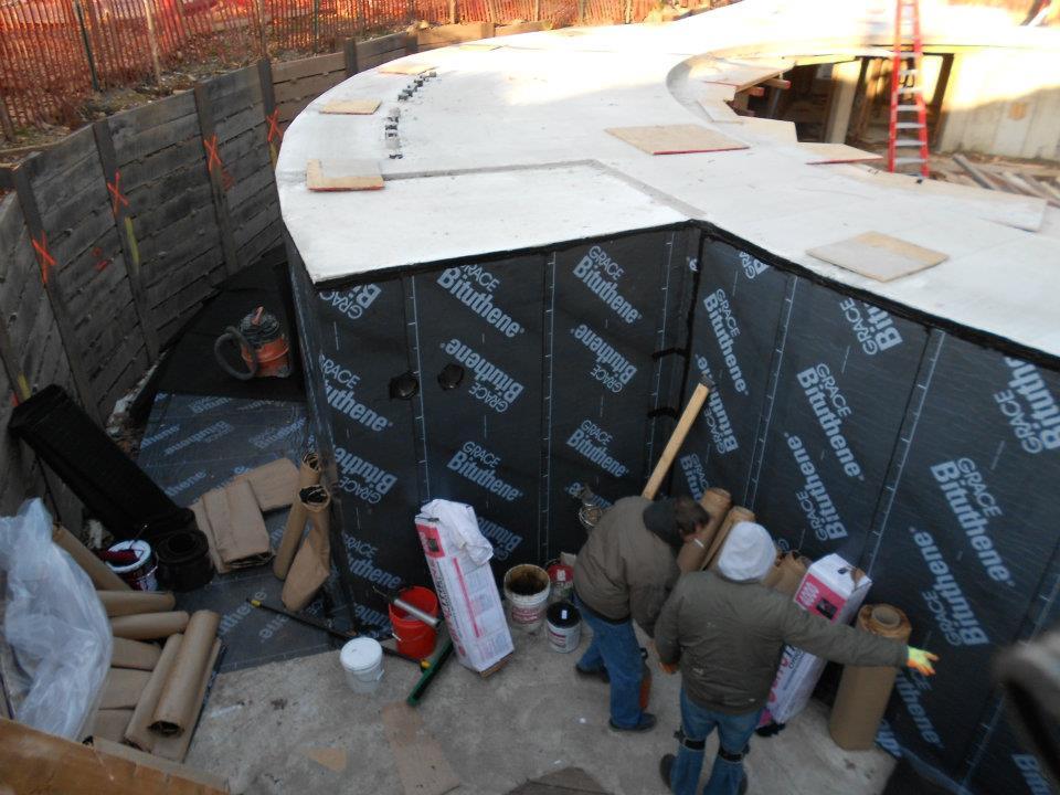 Battery Park  - Crown Waterproofing, Inc.