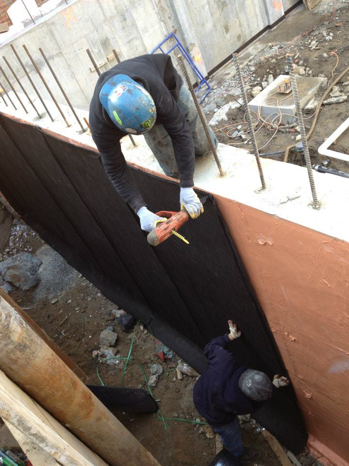 Bronxville Light House  - Crown Waterproofing, Inc.