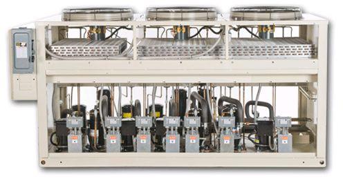 Refrig-O-Pak Multi-Compressor System - Interior - Cooltec Refrigeration Corp.