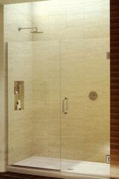 Frameless Heavy Glass Door Enclosures  - Wishon Company Inc.