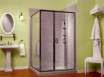 Custom StikStall Shower Enclosures - Wishon Company Inc.