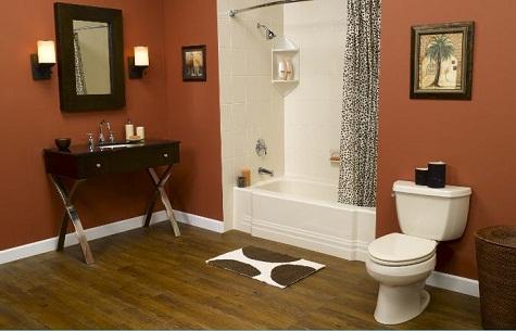 Bathroom - A & D Contracting, Inc.