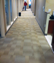 Brinkmann Office - Tile Flooring