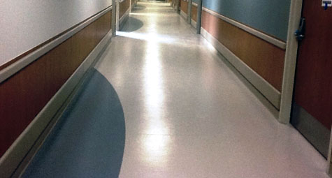 University of Colorado Hospital - Interior Work