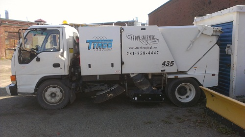 Sweeper - Arrow Sweeping & Property Maintenance, Inc.