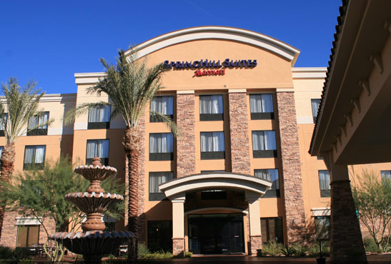 SpringHill Suites - Apodaca Wall Systems, Inc.