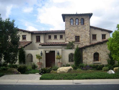 New Custom Home - Shady Canyon, Irvine, CA