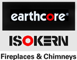 Isokern Masonry Fireplaces Earthcore Industries