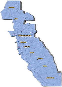 We are located in El Dorado County. - Artisan Construction, Inc.