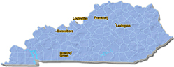 We are located in Warren County. - Geoghegan Roofing & Supply