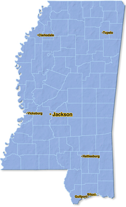 We are located in Panola County.