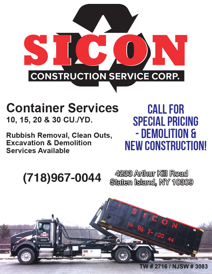 Commercial Rubbish Removal in New York City, Long Island