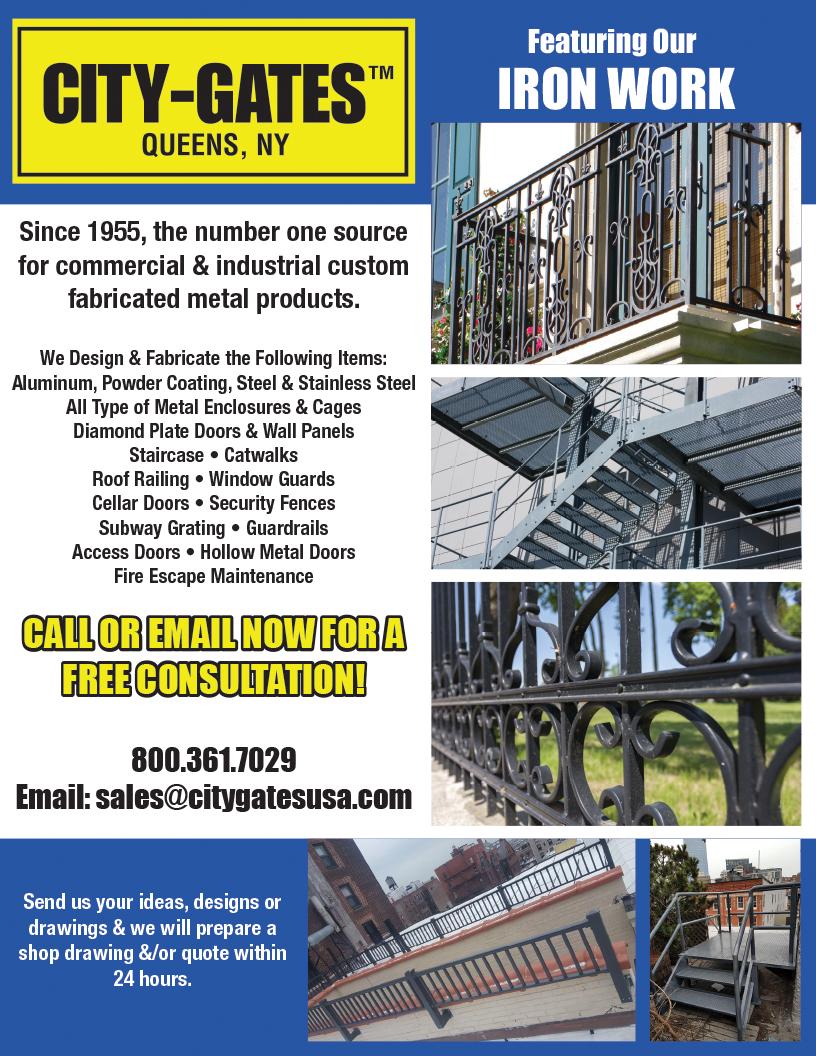 Commercial Rolling Steel Doors Grilles Shutters In New York City