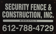 Security Fence & Construction, Inc. ProView