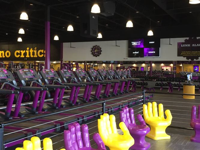 Planet Fitness By In Houma La Proview