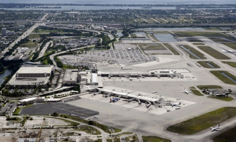 Ti Electric Usa Inc Palm Beach International Airport Pbia