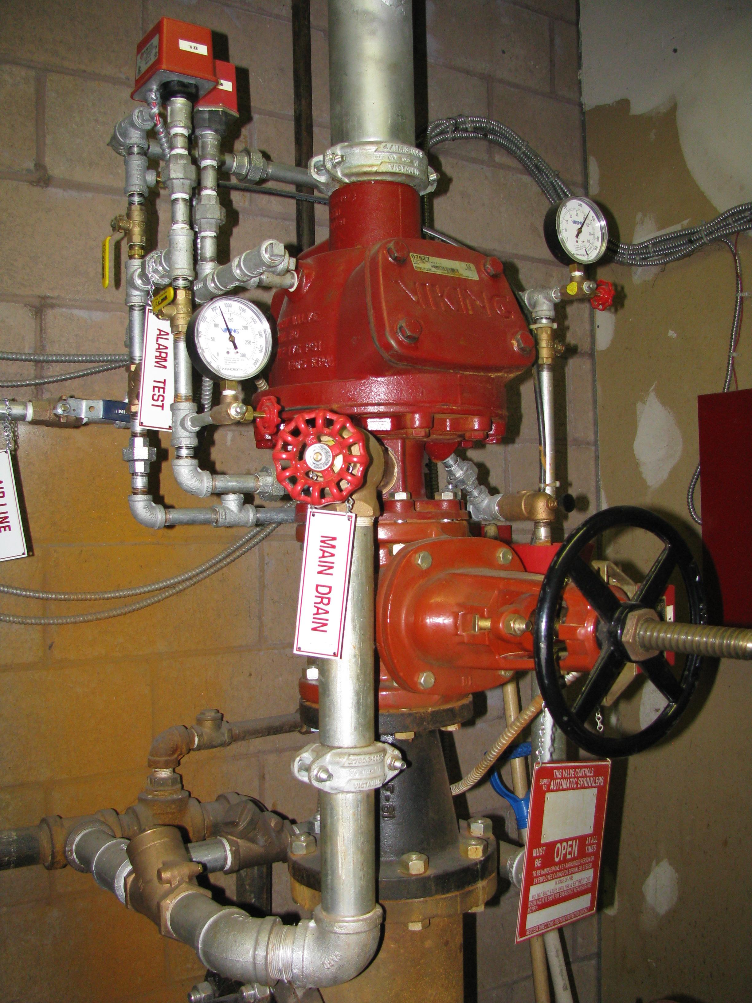 Dry Sprinkler System Air Compressor Diydrywalls Org