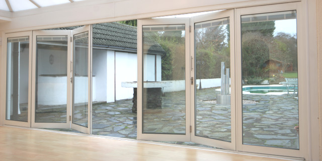 Folding Door Entrances- Record Automatic Doors