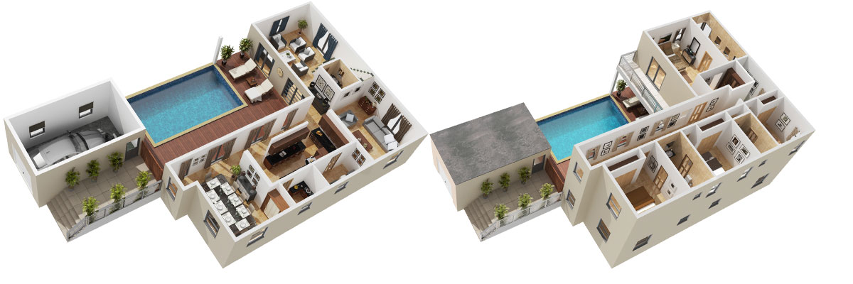 Residential Render