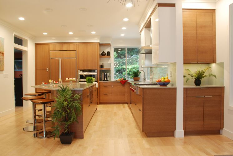 Rift White Oak Kitchen Cabinetry By In Issaquah Wa Proview