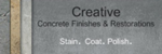 Creative Concrete Finishes & Restorations ProView