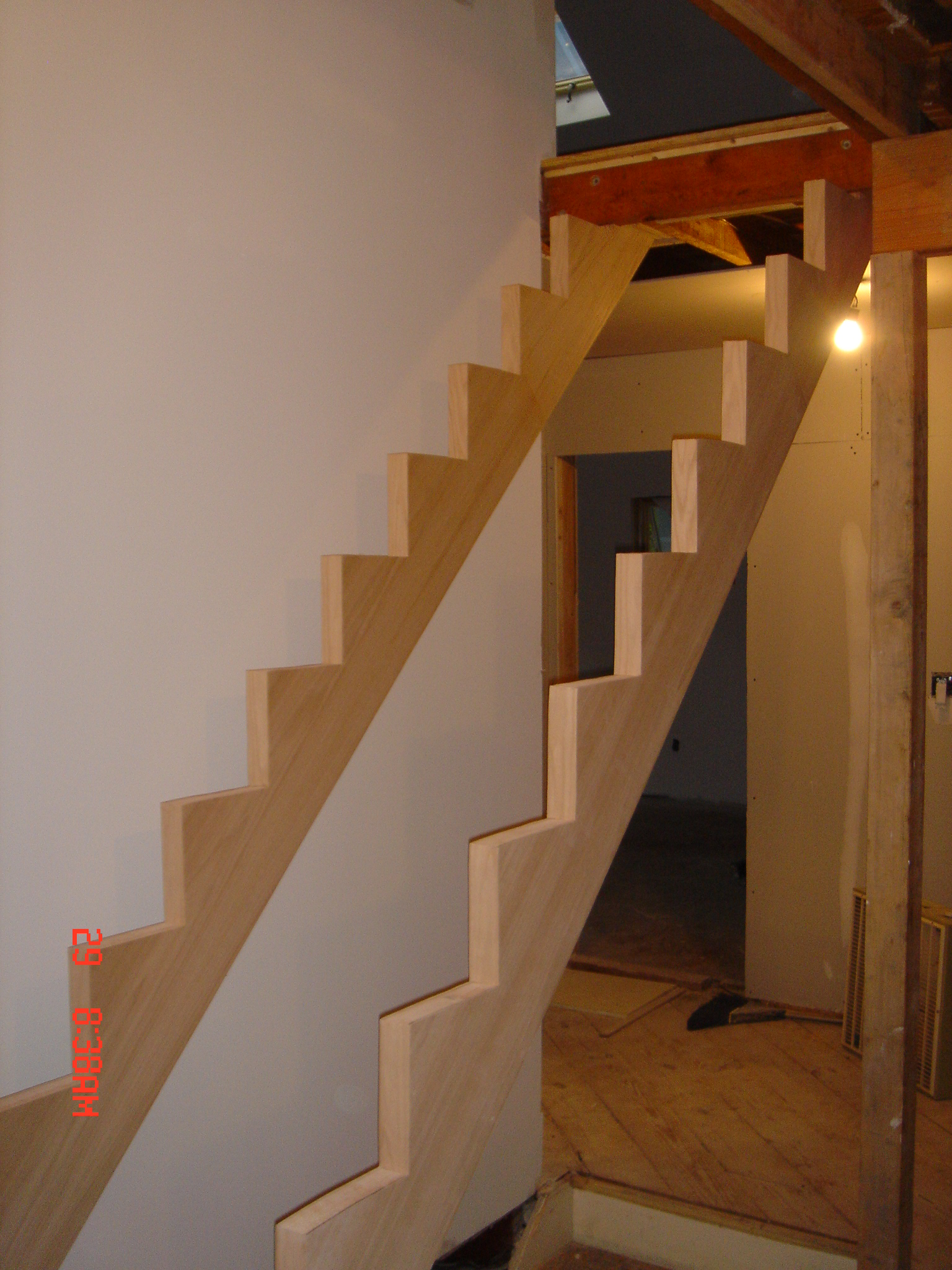 custom attic staircase & First u0026 Foremost Design Inc. - Long island (Roslyn) Images   ProView