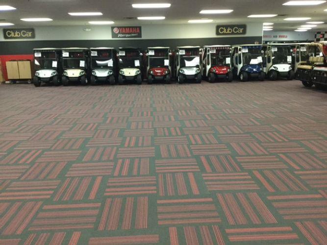 Great Lakes Carpet Tile Llc Villages Golf Cart