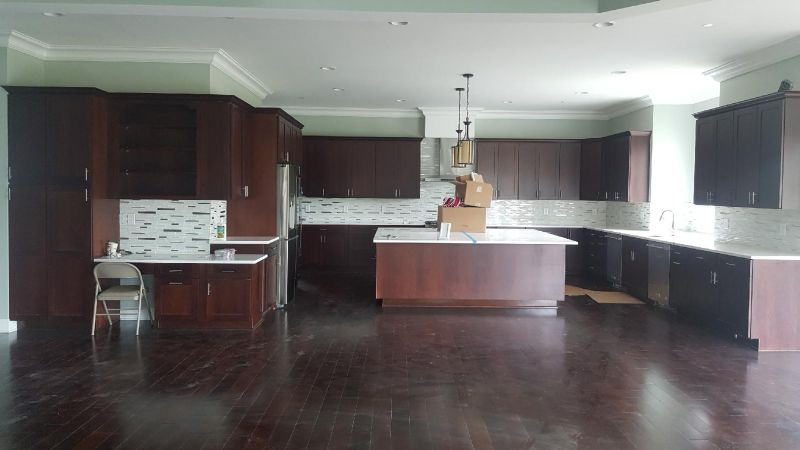 K A Cabinets Granite General Remodeling Llc Kitchen And Countertops