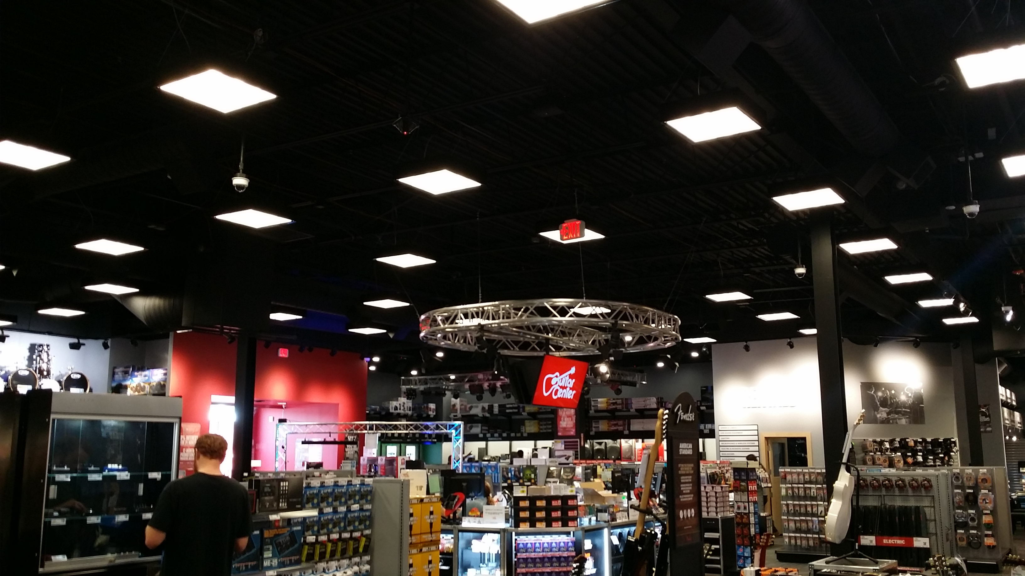 ... Guitar Center - Selden N.Y. & Swift Acoustics Inc. - Guitar Center - Selden N.Y. Images | ProView