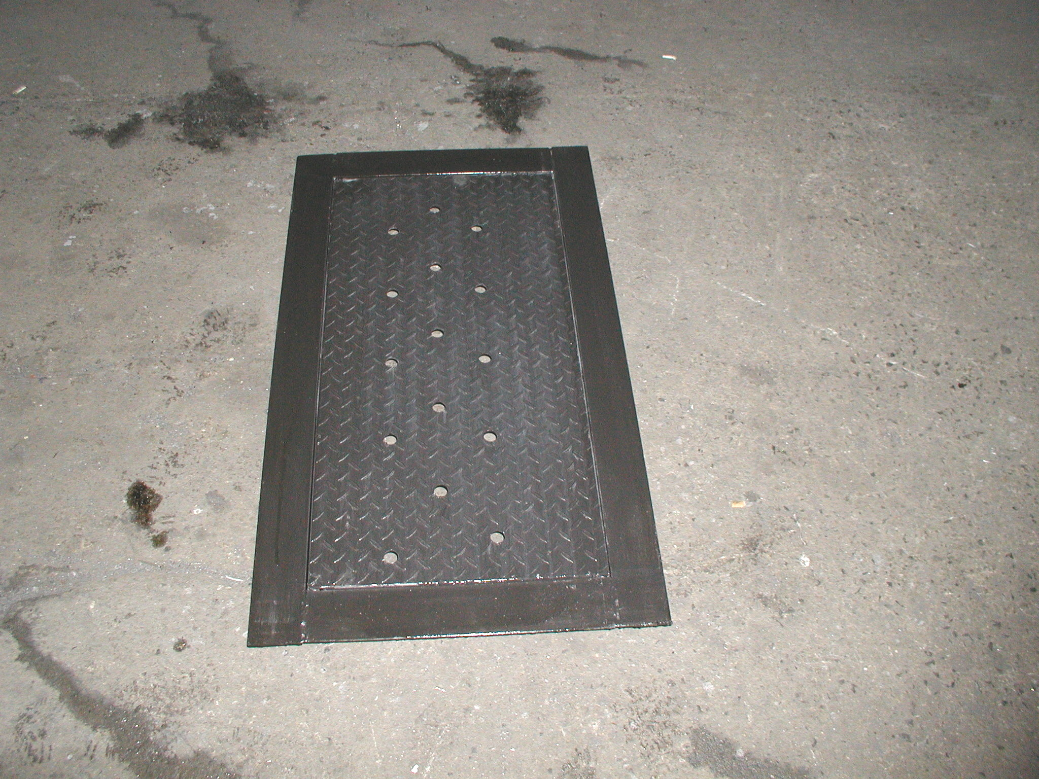 Floor Hatch Doors