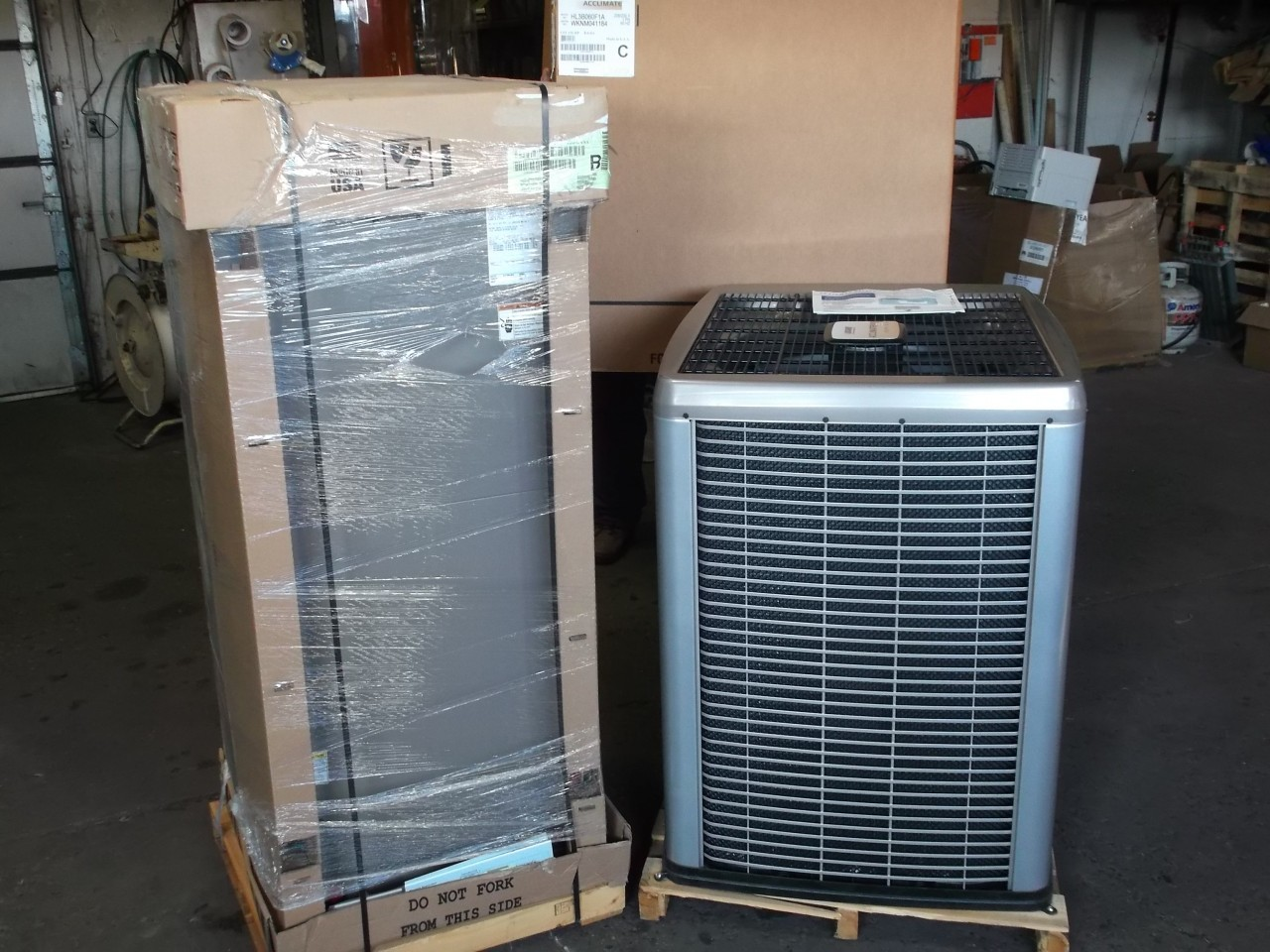 Shurail Hvac Video Image Gallery Proview Bryant Air Conditioner Wiring Diagram Luxaire 5 Ton 13 Seer Heat Pump R410a W Handler