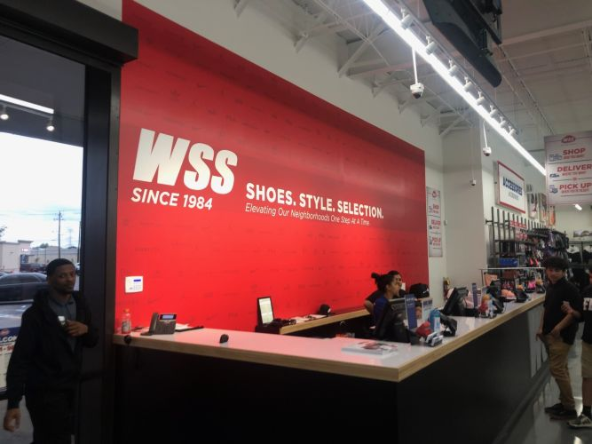 WSS Shoes Store