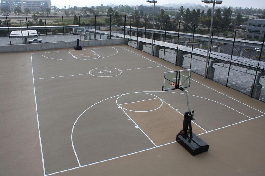 Basketball Courts In Virginia Beach
