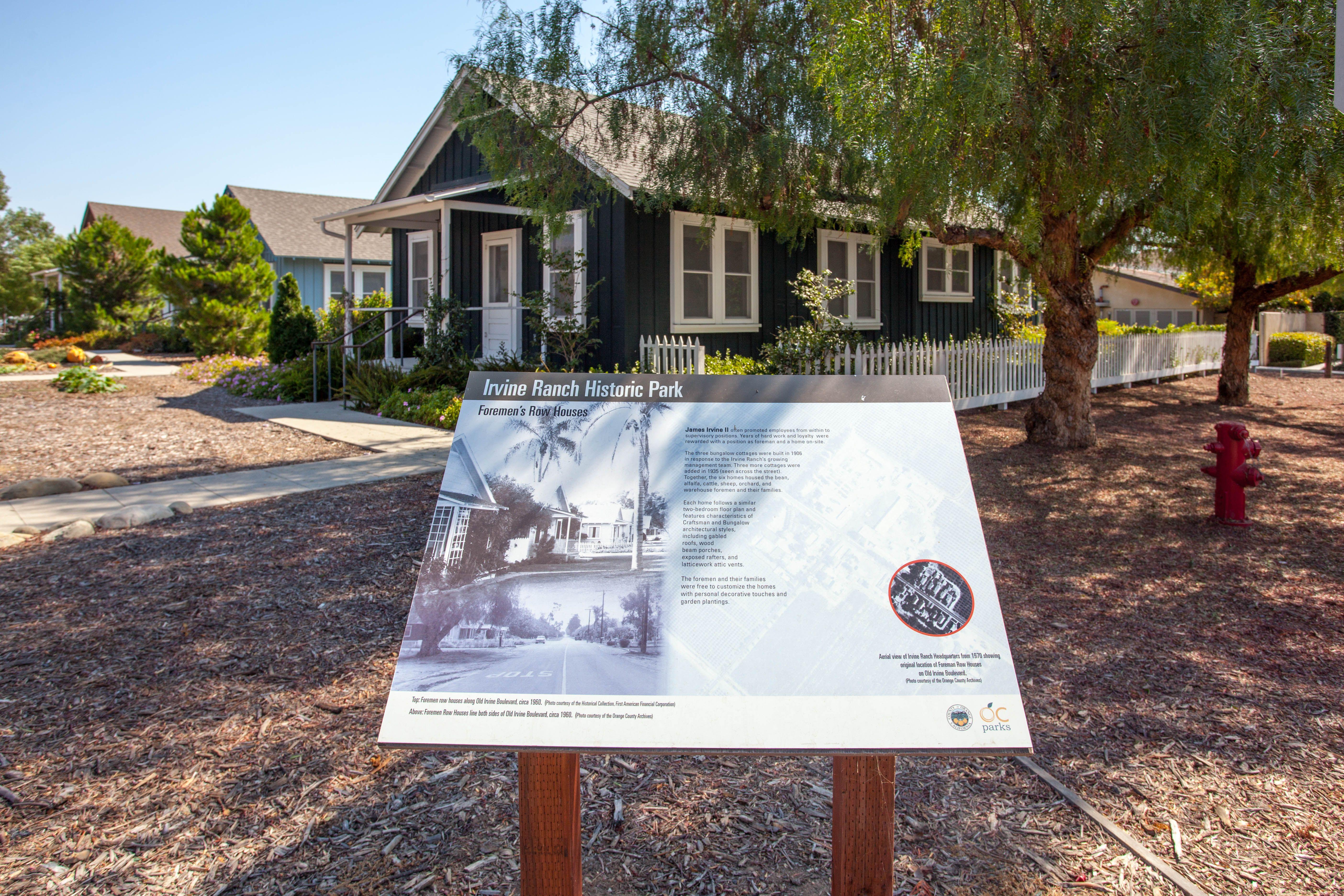 Spectra Company - Irvine Ranch Historic Park (Irvine, CA