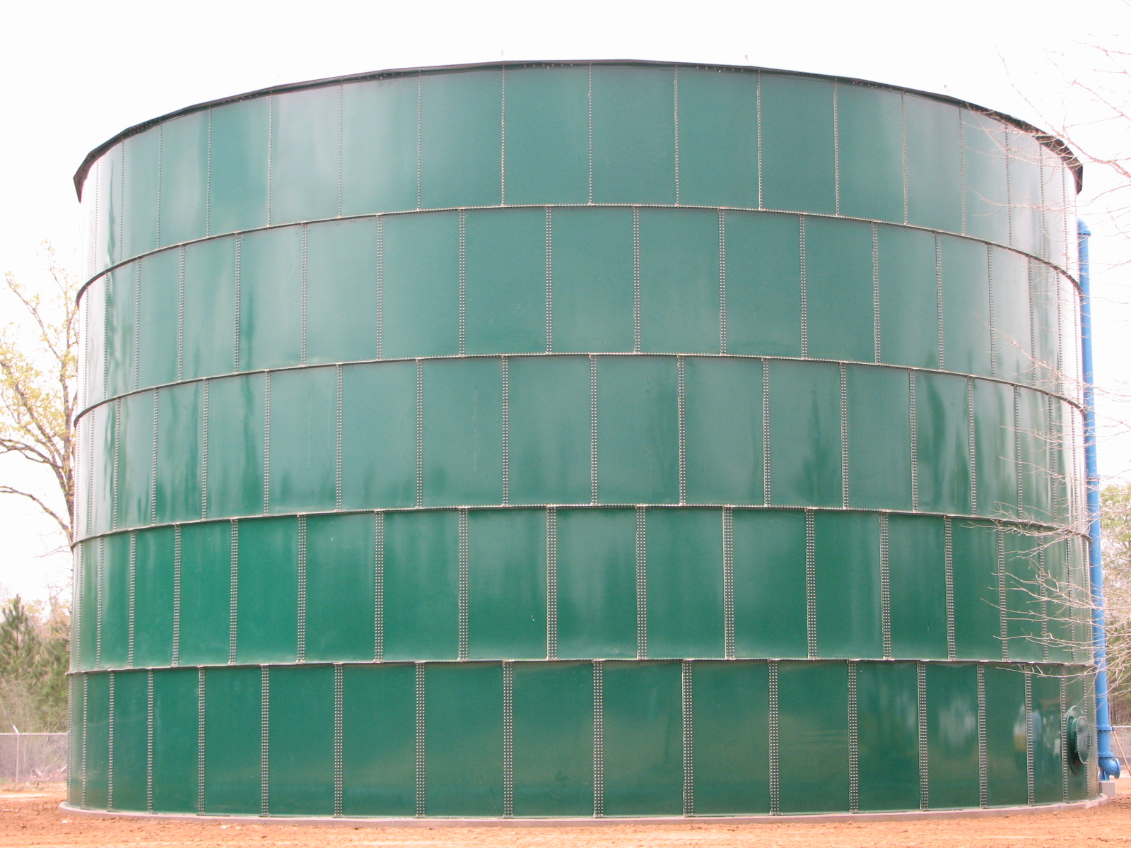 Bolted Steel Storage Tank & Superior Tank Co. Inc. - Bolted Steel Storage Tank Image | ProView